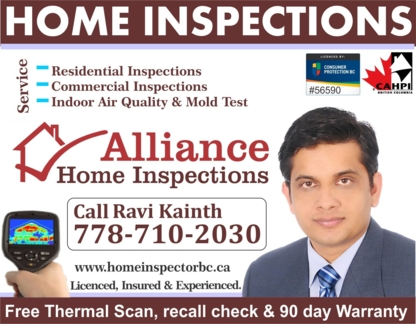 Alliance Home Inspections - Inspection Services