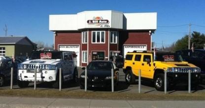 J Bill Auto - Garages de réparation d'auto