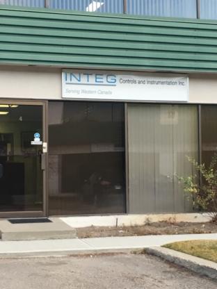 Integ Controls & Instrumentation Inc - Controls, Control Systems & Regulators