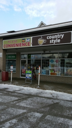 Country Style - Cafés - 905-509-8838
