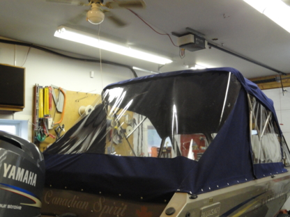 Kantex Manufacturing - Boat Covers, Upholstery & Tops