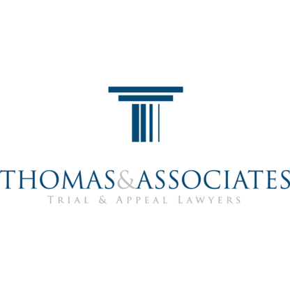 Thomas & Associates - Avocats criminel - 604-549-9961