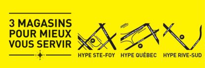 Hype Ski Vélo - Bicycle Stores