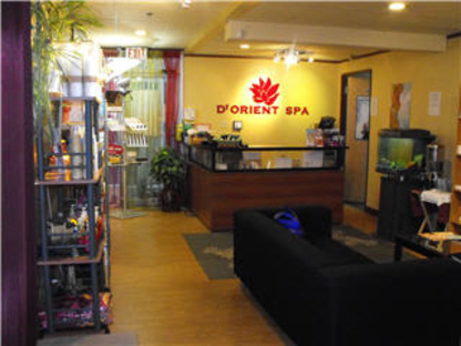 D'Orient Spa - Hairdressers & Beauty Salons