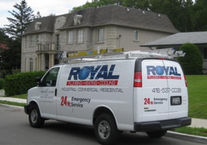 Royal Plumbing Services - Plumbers & Plumbing Contractors - 416-537-0038