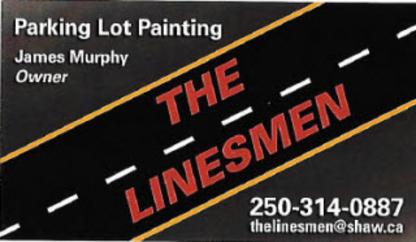 The Linesmen - Parking Area Maintenance & Marking