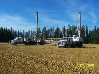 Shadow Rathole Drilling Ltd - Well Digging & Exploration Contractors - 780-538-3911
