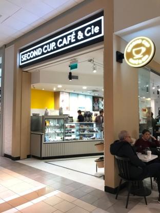 Second Cup CAFÉ & Cie avec Pinkberry yogourt glacé - Coffee Shops - 514-428-9090