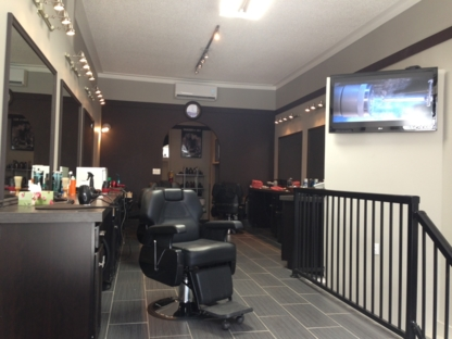 1st Street Barber Shop - Barbers - 403-719-9400