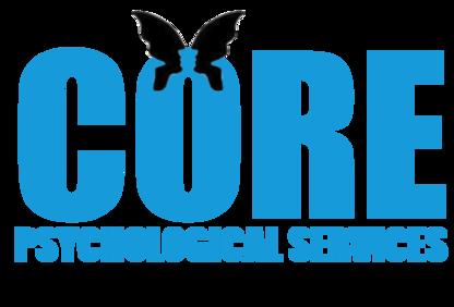 Core Centre - Psychologists & Psychologist Associates - 647-515-4357