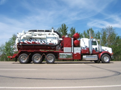 Lightning Hydrovac Ltd - Oil Field Equipment & Supplies