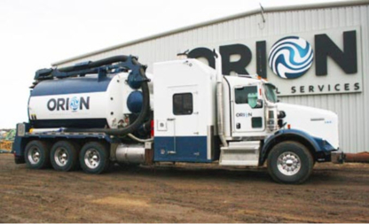 Orion Environmental Services Ltd - Environmental Products & Services
