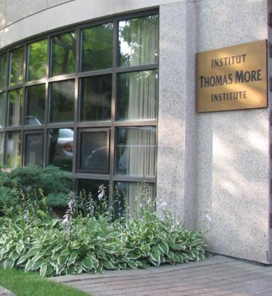 Institut Thomas More - Établissements d'enseignement postsecondaire - 514-935-3982