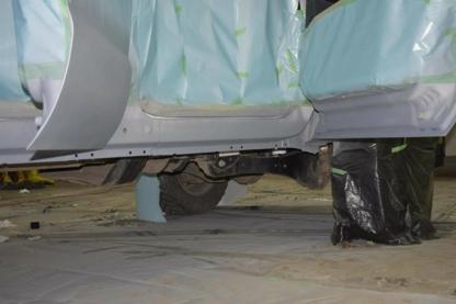 Red Deer Rock Guard and Welding - Réparation de carrosserie et peinture automobile