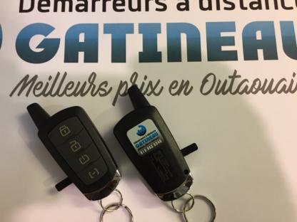 Démarreurs à Distance Gatineau - Car Remote Starters - 819-962-6548