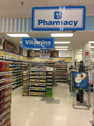 View London Drugs Pharmacy's Milner profile