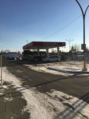 Calgary Co-op Gas Bar - Grocery Wholesalers