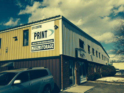 Citi Centre Print & Storage - Copying & Duplicating Service - 807-344-9202