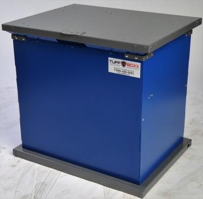 TuffBoxx - Home Garbage Disposal Equipment - 519-458-4882