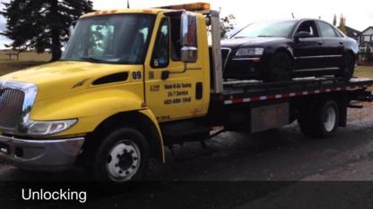 Hook-N-Go Towing - Vehicle Towing
