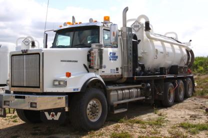 McLean Trucking - Nettoyage de fosses septiques