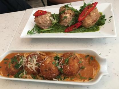 Nini Meatball House - Restaurants - 514-933-6663