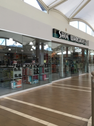 Shoe Warehouse - Self-Storage