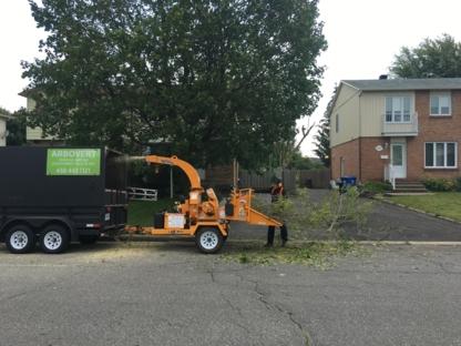 Arbovert - Service d'entretien d'arbres - 450-443-1121