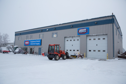 Ron's Equipment Rental & Industrial Supply Ltd - Service de location général - 867-766-6025