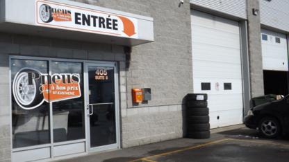 View Pneus A Bas Prix Saint-Eustache's Outremont profile