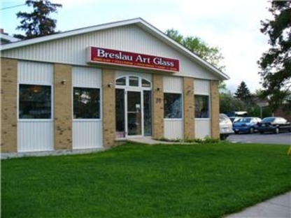 Breslau Art Glass - Leaded & Stained Glass - 519-648-2661