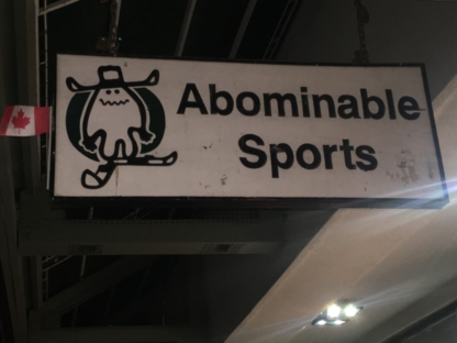 Abominable Sports - Snowboards - 403-762-2905