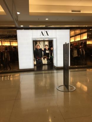 Armani Exchange - Men's Clothing Stores - 604-266-1556