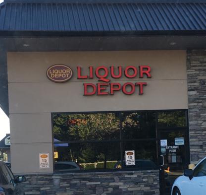 Liquor Depot - Spirit & Liquor Stores - 604-461-3400