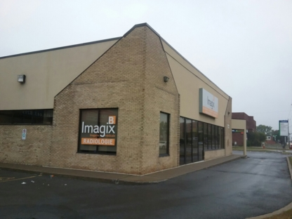 Imagix - Radiologie Brossard - Medical Clinics