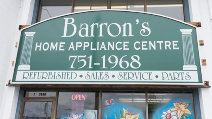 View Barron's Home Appliance's New Westminster profile