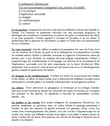 Maison D`Enfants Montessori De Gatineau - Kindergartens & Pre-school Nurseries