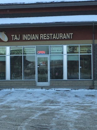 Taj Indian Restaurant - Restaurants - 403-948-2725