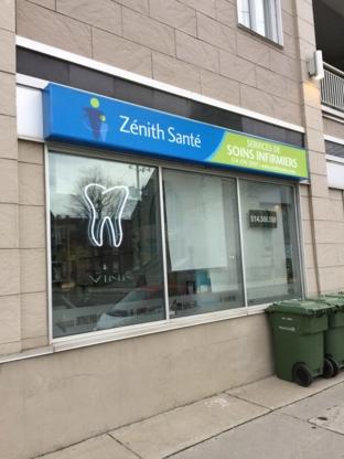 Zénith Santé - Nursing Homes