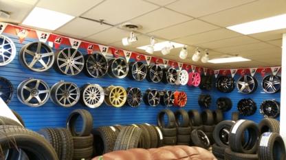 Tire Domain - Tire Retailers - 905-532-9277