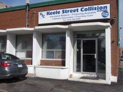 Keele Street Collision - Auto Repair Garages - 416-398-0400