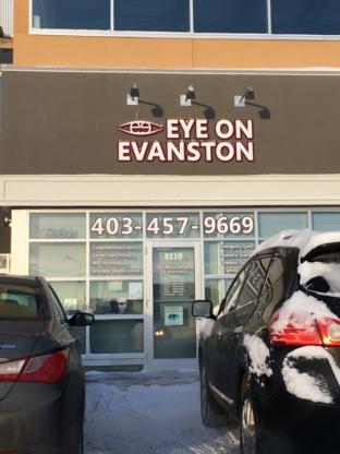 Eye On Evanston - Optometrists - 403-457-9669