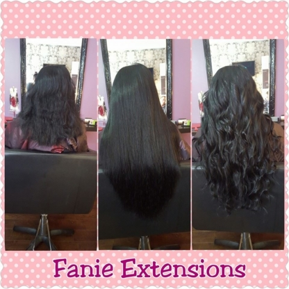 Fanie Extension - Hairdressers & Beauty Salons - 450-516-9985