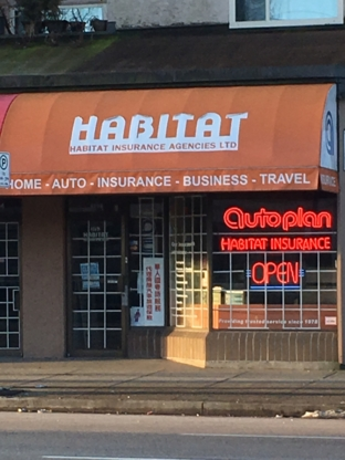 Habitat Insurance Agencies Ltd - Leisure Vehicle Insurance - 604-438-5241