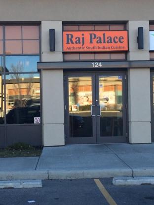 Raj Palace - Restaurants