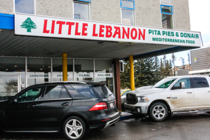 Little Lebanon Pita Pies & Donair - Restaurants libanais - 403-217-0500