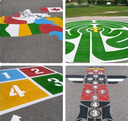 Elite Pavement Painting - Pavement Marking - 905-912-2050