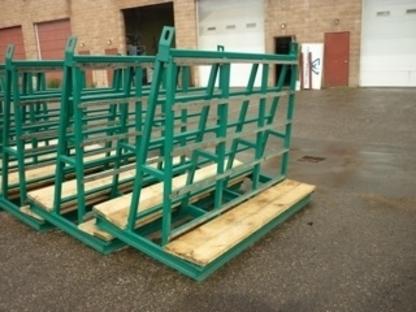 Calgary Welding Ltd - Soudage - 403-236-5553