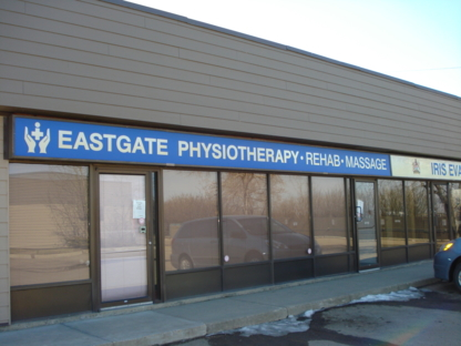 Eastgate Physiotherapy: Sherwood Park - Physiotherapists - 780-467-3848