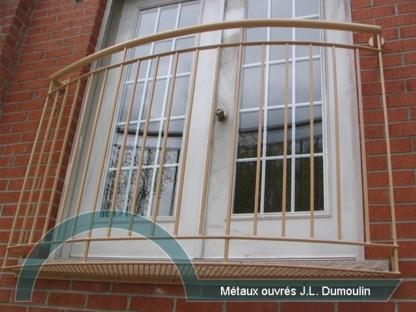 Métaux Ouvrés J L Dumoulin Inc - Articles en fer